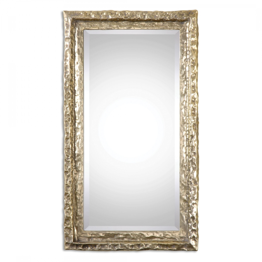 Senara silver rectangular mirror uvu12913 for Mirror o mirror