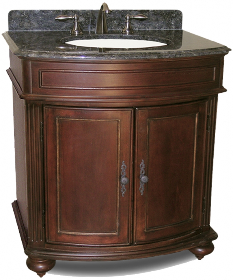 31 inch single sink bathroom vanity with choice of top uvki53003000100531