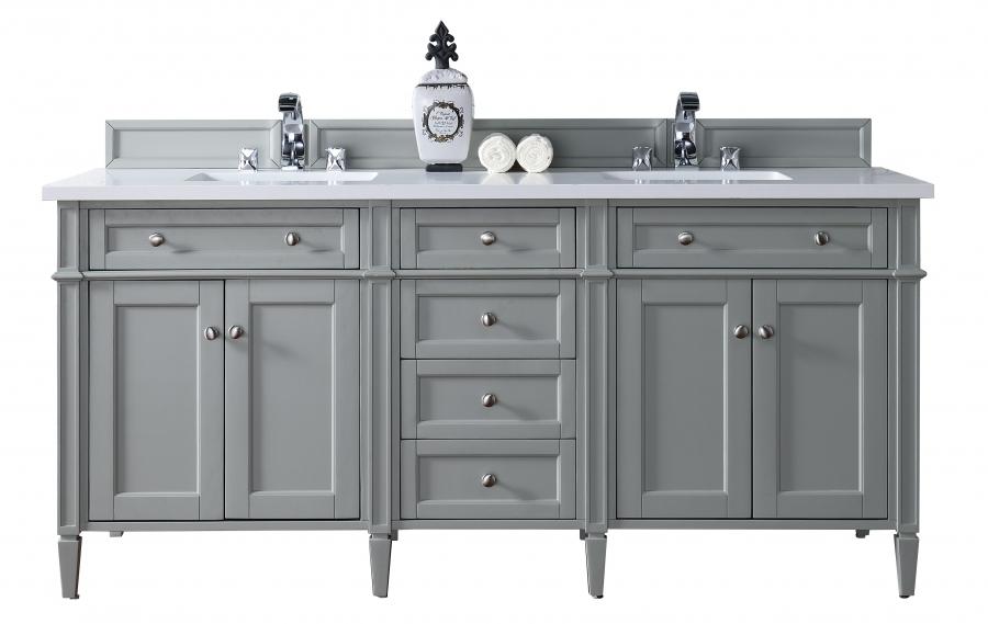 72 Inch Double Sink Bathroom Vanity