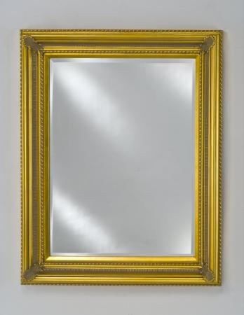 Estate baroque rectangular mirror uvaec15 for Rectangular baroque mirror