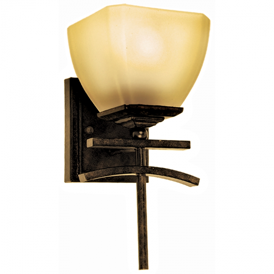1 light vanity lighting in venetian bronze uvyhd94671vb