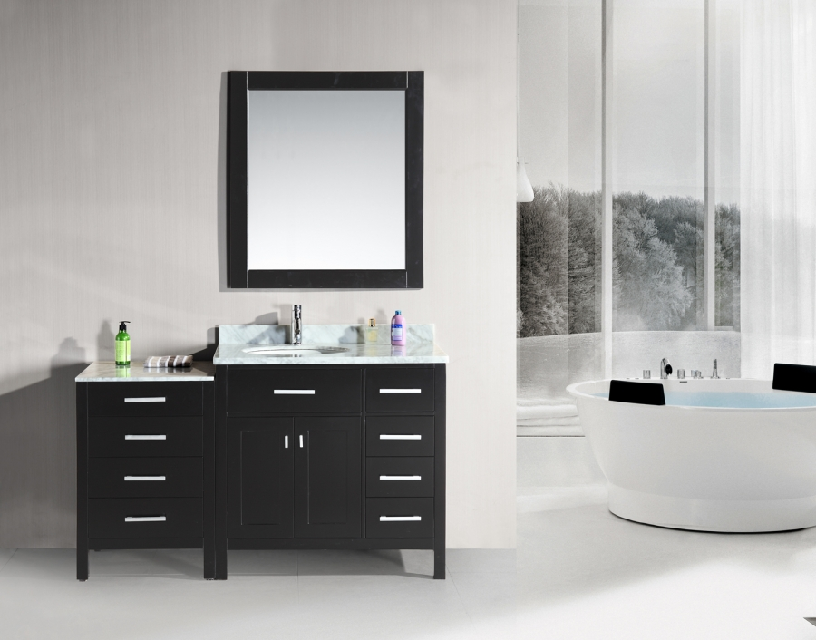 Single Bathroom Vanity Lighting