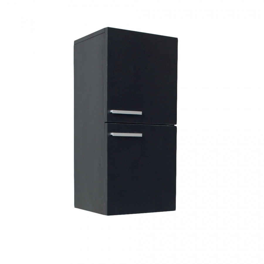 black linen cabinets for bathroom black bathroom linen side cabinet uvfst8091bw 22770