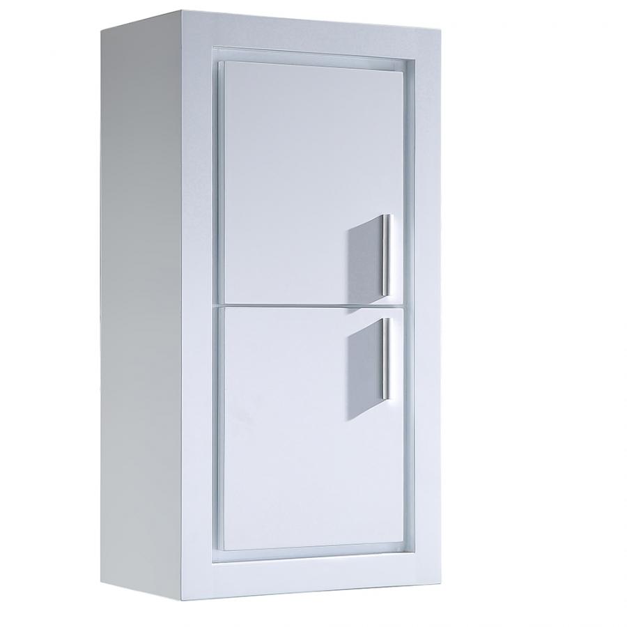allier white bathroom linen side cabinet uvffst8140wh
