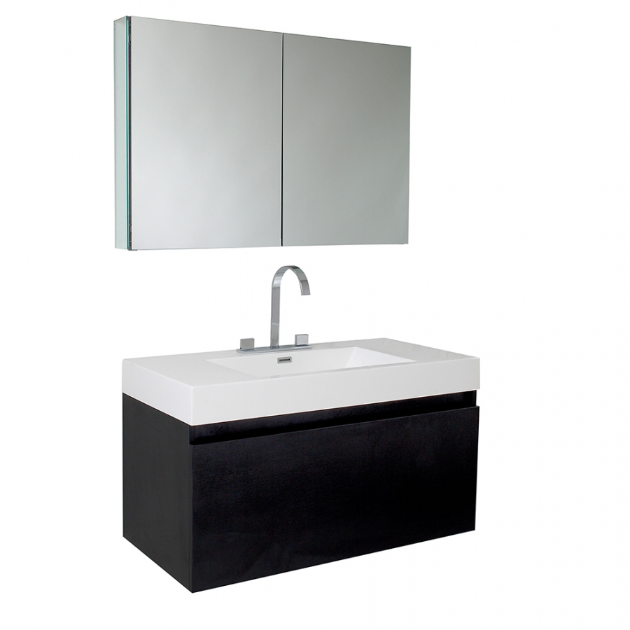 black bathroom sink cabinet 39 inch black modern bathroom vanity with medicine cabinet 12327