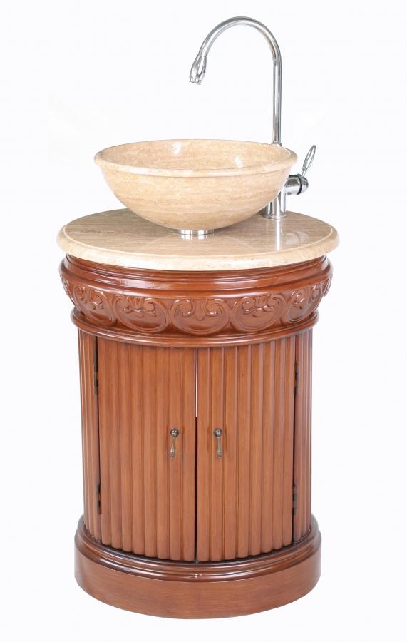 Single Vessel Sink Bathroom Vanity Loading Zoom