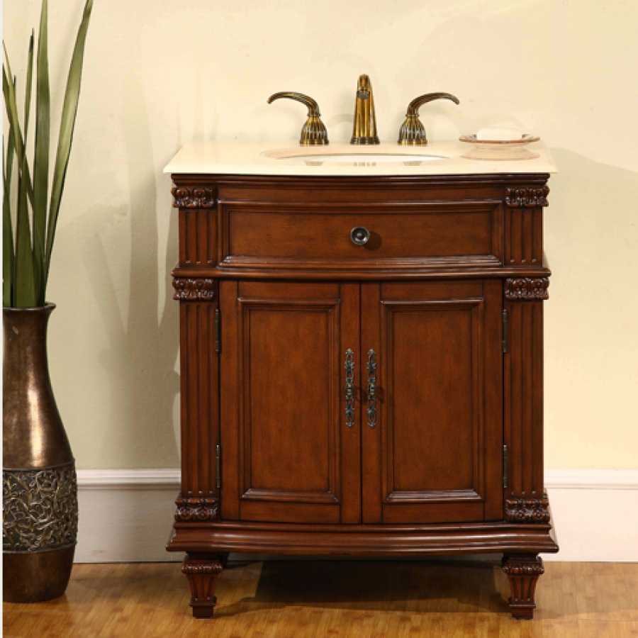 30 5 Inch Single Sink Bathroom Vanity