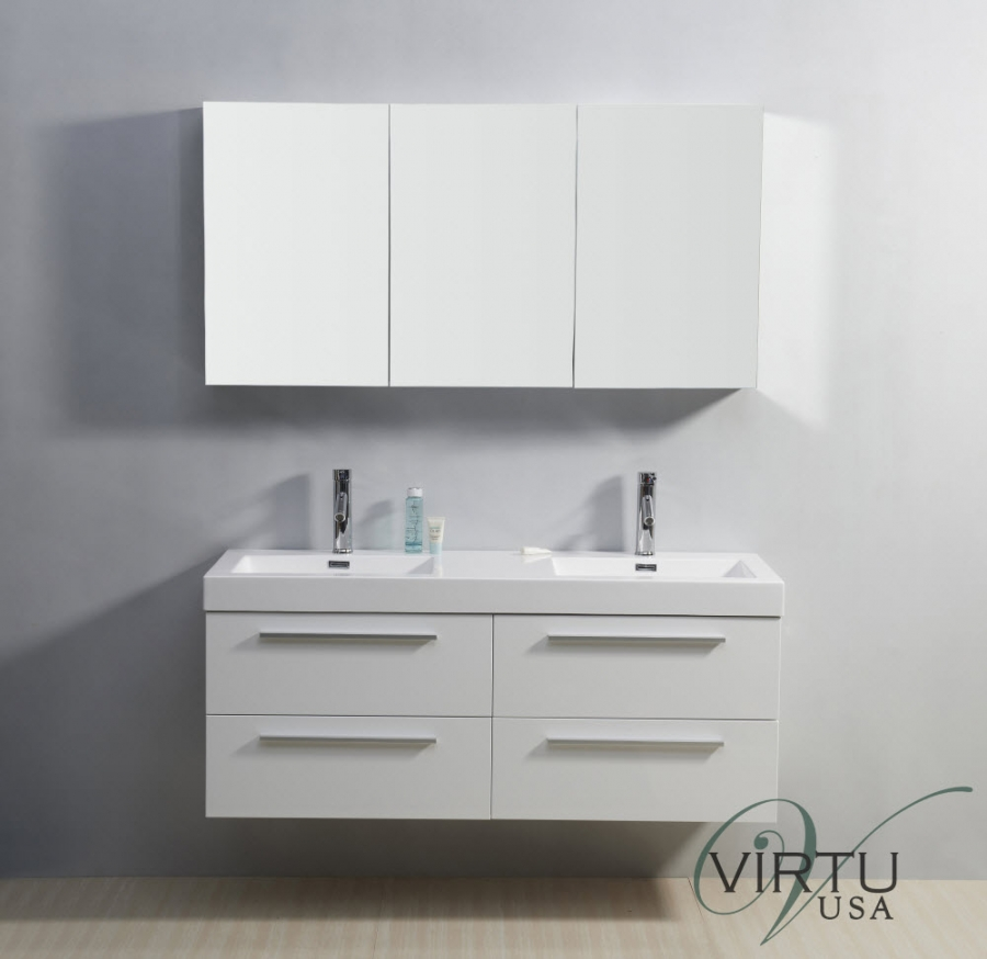 Bathroom vanities with drawers excellent blue bathroom for Bathroom drawers