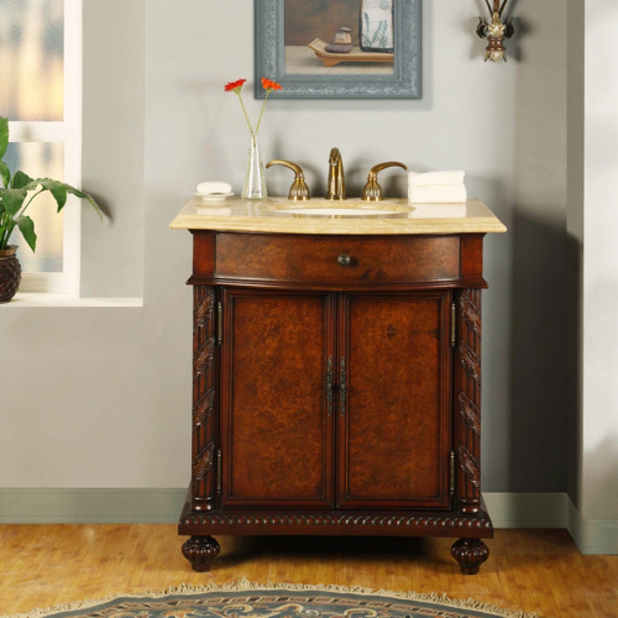 Furniture Style Single Sink Vanity