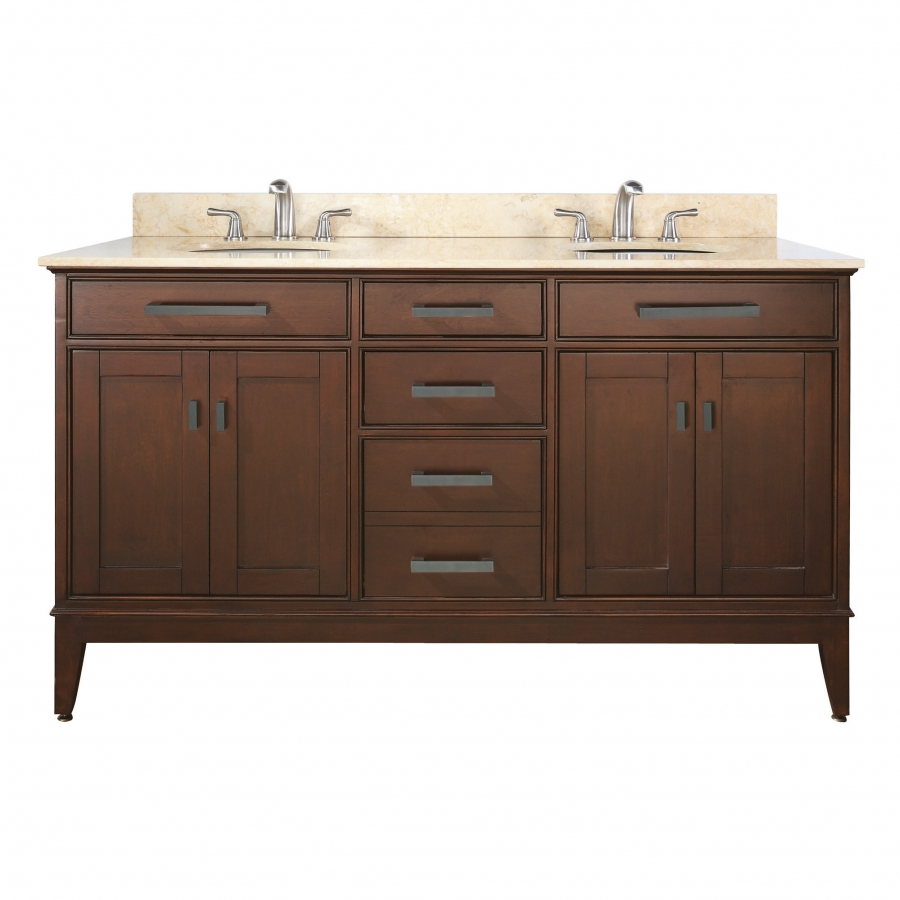 60 inch sink bathroom vanity with choice of 24796