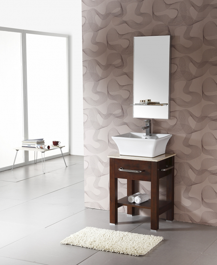 Bathroom Vanity Single Sink single vanities with tops and sinks - all on sale with free shipping!