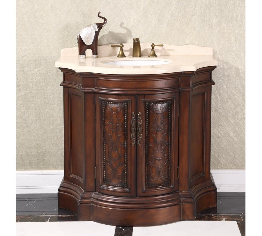 Perfect  Double Sink Bathroom Vanity W Ivory Cream Beige Marble Top  EBay
