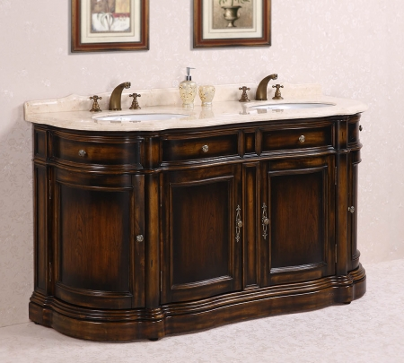 66 bathroom vanity cabinet 66 inch sink bathroom vanity with marble 10345