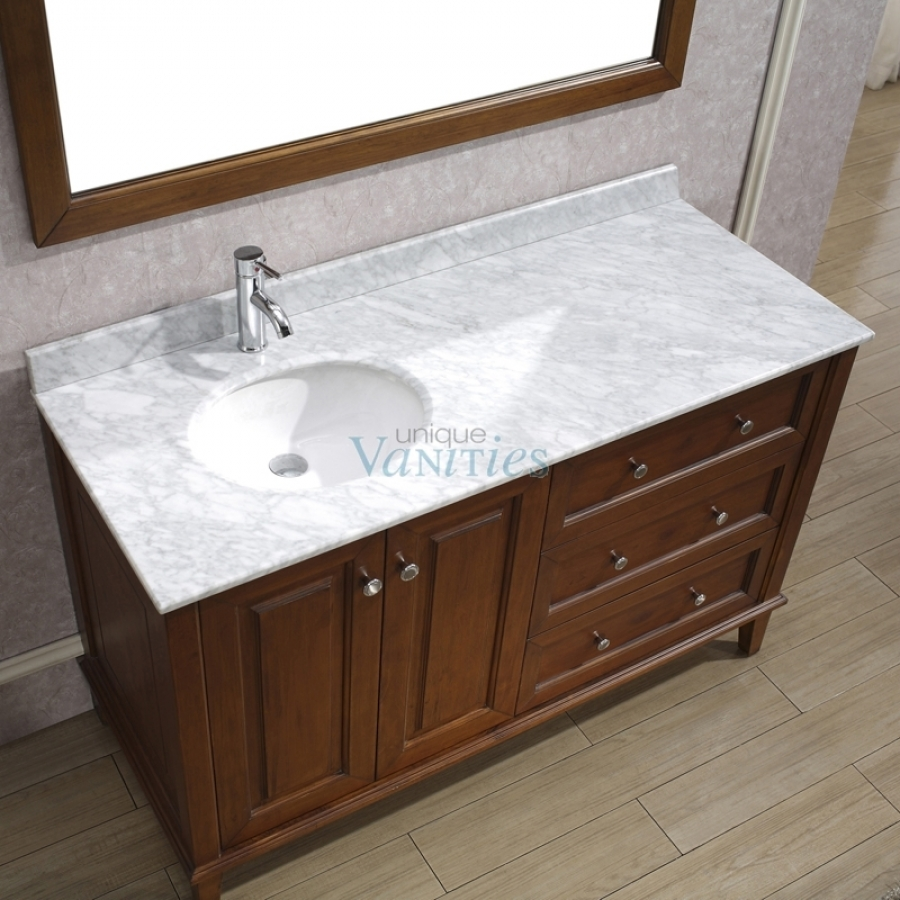 Bathroom Vanities Tops With Sinks 37u0026quot Bamboo Wallmount