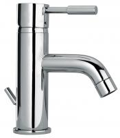 Single Hole Vessel Sink Faucet with Finish Option