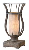 Minozzo Rustic Bronze Accent Lamp