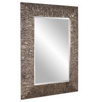 Linden Rectangular Champagne Mirror