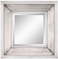 Cooper Classics Garner Silver Square Mirror