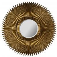 Cooper Classics Cole Copper Round Mirror