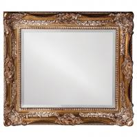 Thames Mirror with Antique Bronze Finish