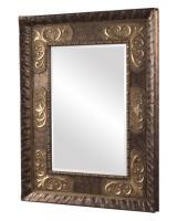 Howard Elliott Tate Rectangular Deep Bronze Mirror