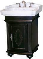 Kaco International 24 Inch Single Sink Bathroom Vanity