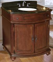 Kaco International 37 Inch Single Sink Bathroom Vanity