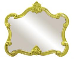 Howard Elliott Veruca Unique Glossy Green Mirror