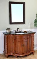 Bellaterra Home 48 Inch Single Sink Bathroom Vanity