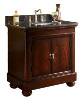 Kaco International 30 Inch Single Sink Bathroom Vanity