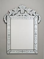 Radiance Traditional Rectangular Glass Mirror