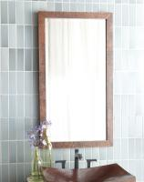 Native Trails Antique Copper Rectangular Mirror