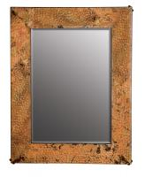 Native Trails Tempered Copper Rectangular Mirror