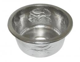 Nickel Copper Universal Mount Sink