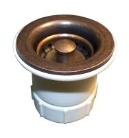 Native Trails Weathered Copper 2 Inch Jr. Strainer