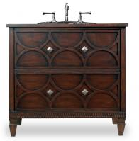 36 Inch Single Sink Bathroom Vanity with Choice of Top