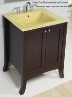 Empire 30 Inch Single Sink Bathroom Vanity