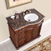 *36 Inch Single Sink Bathroom Vanity