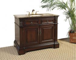 Legion Furniture 42 Inch Single Sink Bathroom Vanity