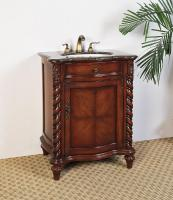 Legion Furniture 26 Inch Single Sink Bathroom Vanity