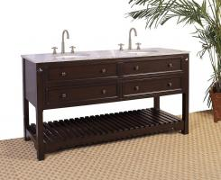 Legion Furniture 68 Inch Double Sink Bathroom Vanity