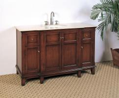 Legion Furniture 53 Inch Single Sink Bathroom Vanity