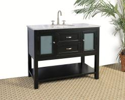 Legion Furniture 42 Inch Single Sink Bathroom Vanity