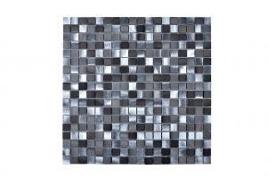 Gray Mosaic Aluminum Tile