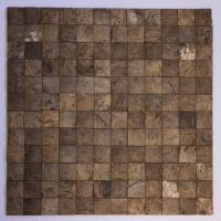 Walnut Brown Coconut Tile