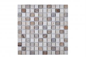 Brown Mosaic Stone Tile