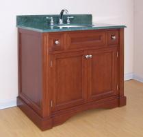 Empire 36 Inch Single Sink Bathroom Vanity