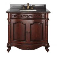 Avanity Corporation 37 Inch Single Sink Bathroom Vanity
