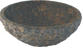 Baltic Brown Granite Vessel Sink