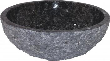Quiescence Blue Pearl Granite Vessel Sink